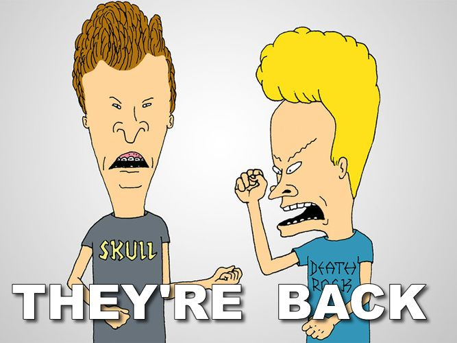 Beavis and Butthead Reborn</a><br> by <a href='/profile/Dan--Owner-/'>Dan -Owner-</a>