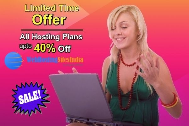 Get a Head Start on 2015 With the Top Web Hosting Company! Avail upto 40% off on Hosting Plans + free domain name@@ www.webhostingsitesindia.co.in